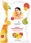 Маска омолаживающая с фруктовыми кислотами для лица и шеи TianDe