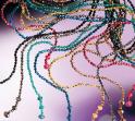 Ожерелье «Кристальная феерия» (тона 1-8)